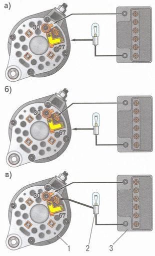 схема диодного моста - Микросхемы.