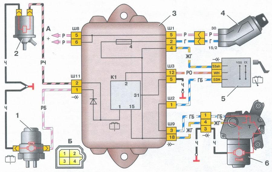 Автомобили ваз 2108 авто схема ваз 2109 электро схемы автомобилей взгляд на Авто электро схемы здесь можно скачать...