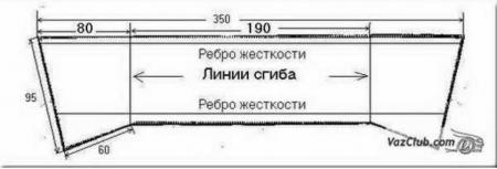 Тюнинг панели приборов на ВАЗ 2121.