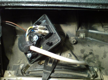 Блок управления отопителем для ВАЗ 2110−12.